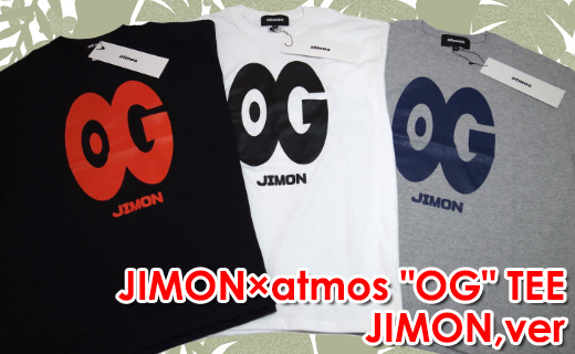 JIMON×atmos