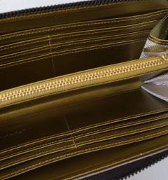 お待たせしました!大人気のSATOLI(さとり)松阪牛レザー財布 8th Editionの登場だ!